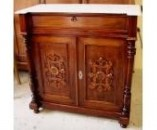 Restoration of 19th Century Cabinet