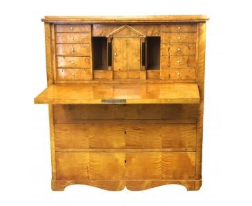 Secretaire Biedermeier of Swedish Origin - ON HOLD