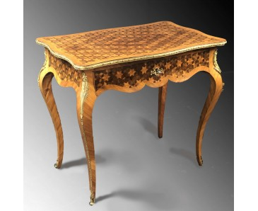 Ladies Writing Desk in the Louis XV style