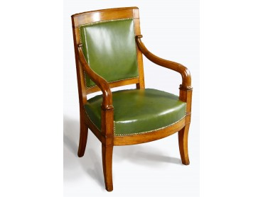 French Armchair - Louis Philippe - Mid 19th Century