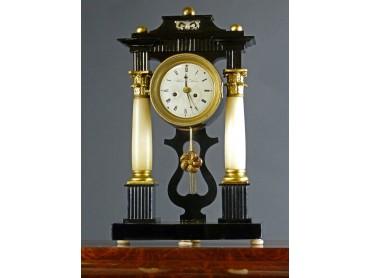 Biedermeier Mantel Clock