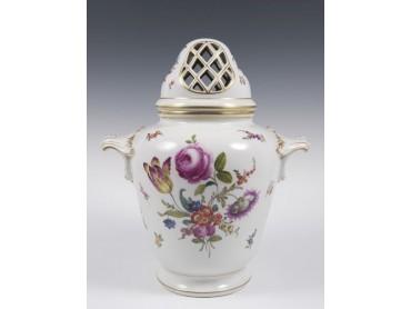 Vienna porcelain vase - SOLD