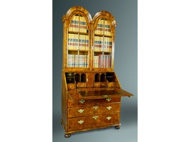 Queen Anne Double Domed Secretaire - Early 18th Century - SOLD