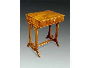 Antique Biedermeier Work table