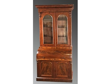 Antique Bureau Bookcase