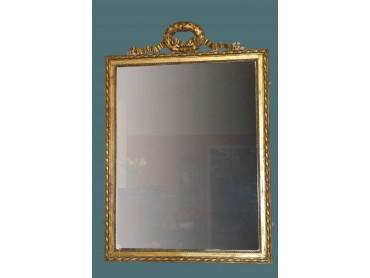 Antique Mirror Giltwood