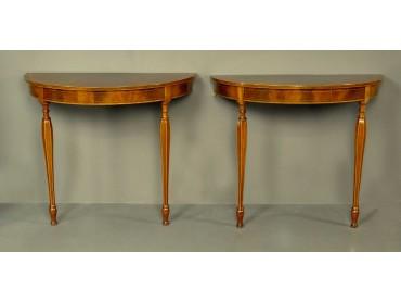 Antique Console Tables a Pair