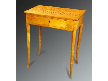 Biedermeier Side Work Table
