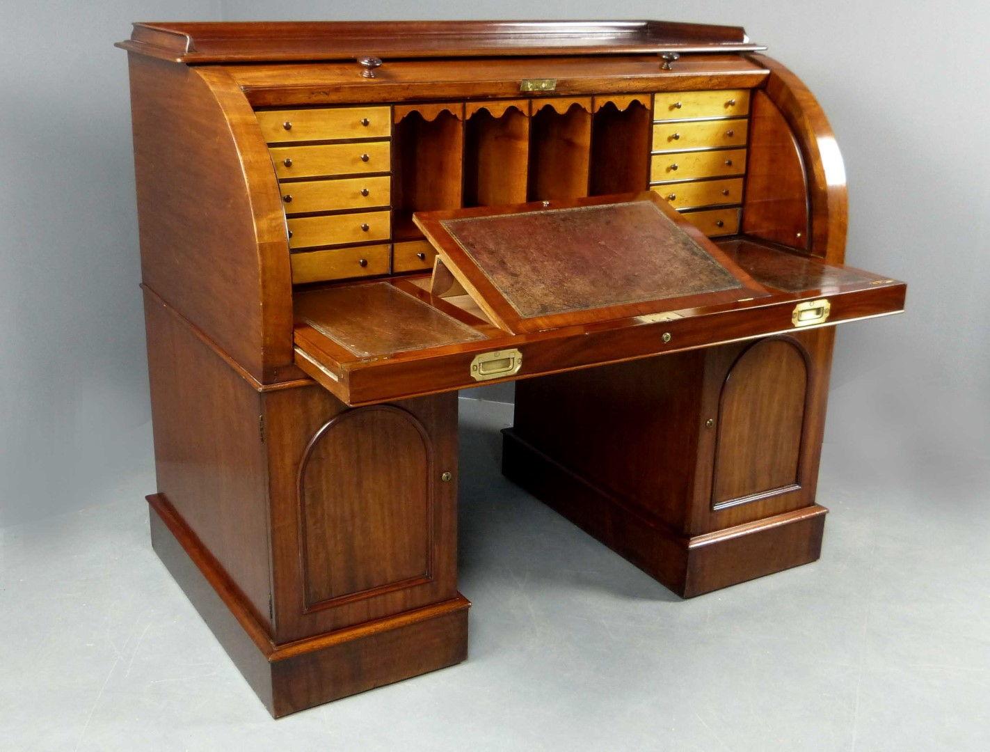 Antique furniture antique cupboards antique tables for Antique furniture desk