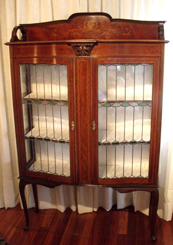 Antique Furniture Cupboards