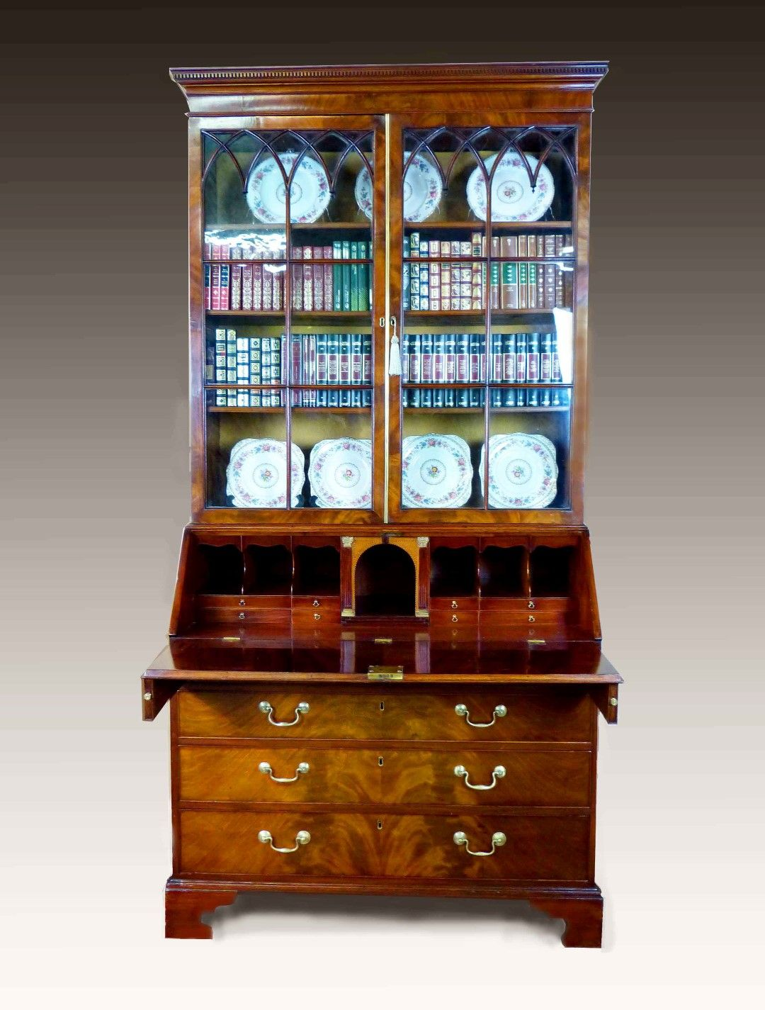 Antique furniture antique cupboards antique tables antique comfortable - Bureau secretaire antique ...