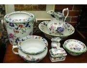 Porcelain Set Copeland Spode of England-RESERVED