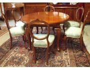 Victorian Dining Chairs - 6