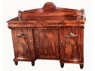 Antique Small Victorian Sideboard - ON HOLD