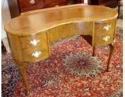 Art Deco style Desk - Kidney Shape - SOLD