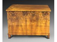 Antique Biedermeier Commode / Chest of Drawers