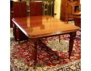 Extendable Victorian Mahogany Dining Table