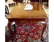Antique dining table Chippendale style