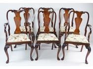Dining Chairs - Set of 6 - SOLD