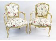 Louis XV style Petites Bergeres  - SOLD
