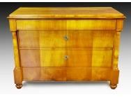 Swedish Biedermeier Commode 1825 - SOLD
