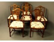 Dining Chairs 6 Hepplewhite- SPECIAL OFFER