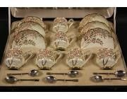Royal Albert coffee service for six - Cased