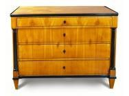 Biedermeier Cherrywood Commode 1825 - SOLD