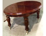 Victorian Dining Table - Solid mahogany