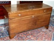 Antique Camphorwood Trunk