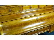 Bureau Louis Philippe Piano Top - ON HOLD