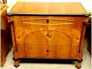 Biedermeier Chest of Drawers - Museum Quality