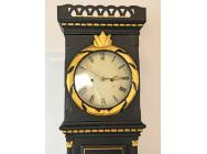 Danish Long case Clock - Early 19th Century