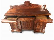 Antique Small Victorian Sideboard