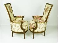 Louis XVI Armchairs Provincial 18th Century