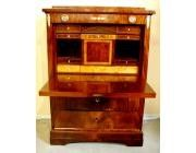 Secretaire Abattant Biedermeier - Early Period