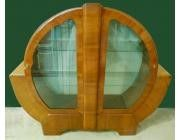Art Deco 2 door Display Case