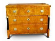 Empire Commode 1800-1810