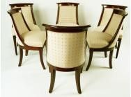 Biedermeier Dining Chairs - Set of 6 - ON HOLD