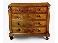 Antique Chest of Drawers - William IV Period - SOLD