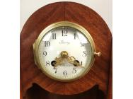 Antique Bonheur du Jour with Clock -  France