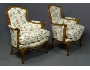 Antique French Armchairs-SOLD