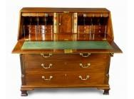 Antique Georgian Bureau 18th century - Secret Compartments - SOLD