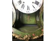 Antique Swiss Wall Clock with Base
